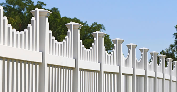 Fence Painting in Raleigh Exterior Painting in Raleigh