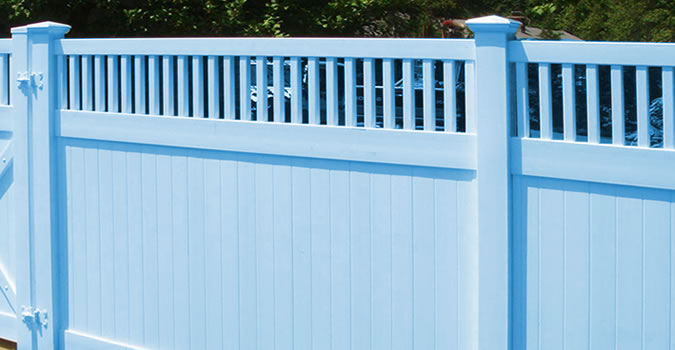 Painting on fences decks exterior painting in general Raleigh